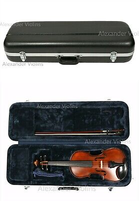 New/ Oblong ABS Violin Case/ 4/4 FULL Size /Free Shipping