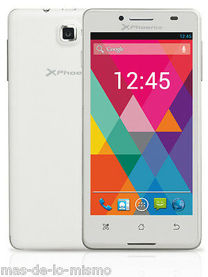 "SmartPhone Libre Phoenix RockX Mini Dual Core IPS 4.5"" 4GB 3G WiFi Bluetooth GPS"