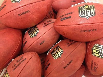 New! TEAM ISSUED NFL Game Model Footballs for ALL 32 Teams !!