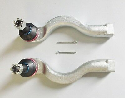 Mitsubishi L200 2.5DID B40 Pick Up Track/Tie Rod End Outer Pair - New (03/2006+)
