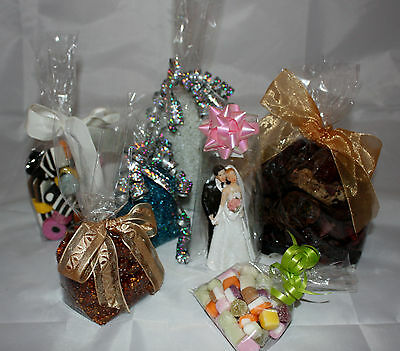 Cello Bags - 8 Sizes, Versatile Bags for Display, Packing & Presentation