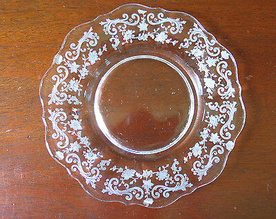 """Cambridge Chantilly 8"""" Lunch/ Salad Plate(s)"""