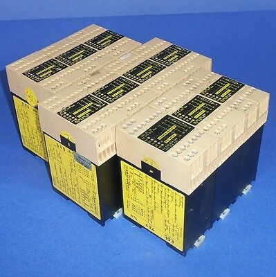 Jokab Safety Relay Rt6 24Vdc *Lot Of 10*