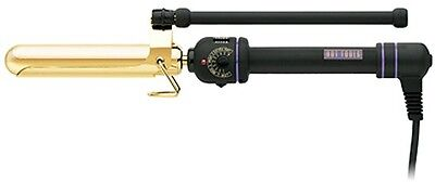"Hot Tools Professional 1"" Gold Marcel Hair Curling Iron # 1108 Salon Beauty Pro"
