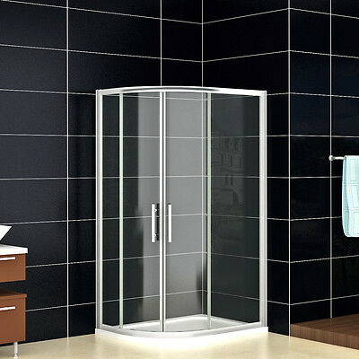Merlyn Black Box Quadrant Offset Quadrant Shower