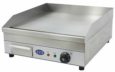 ACE WINTER SPECIAL OFFER  NEW 50cm Electric Griddle HOTPLATE 3KW free P&P