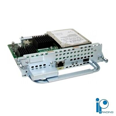 Nme-Wae-302-K9 - Used Cisco Waas Network Module For Cisco 2800 & 3800 Series