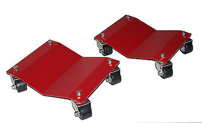 "Merrick M998101 12"" x 16"" Auto Car Dollies (Standard) Set of 2"
