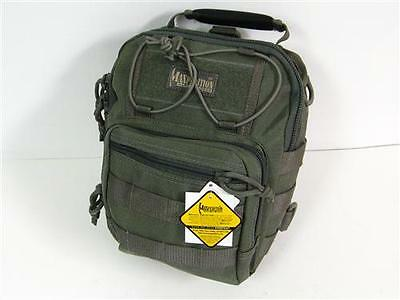 MAXPEDITION Foliage Green REMORA GEARSLINGER BACKPACK Pack Bag! 0419F