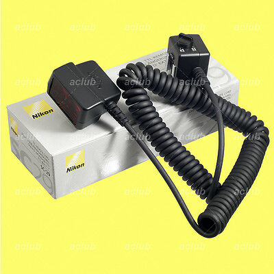 Genuine Nikon SC-29 TTL Coiled Remote Cord w/AF Assist for SB-910 SB-910 SB-500