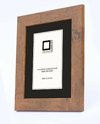 Frame Company Watson Range Large Chunky Rustic Picture Photo Poster Frames