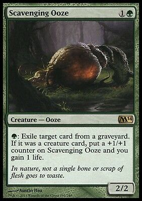 MELMA MANGIACAROGNE - SCAVENGING OOZE Magic M14 Mint