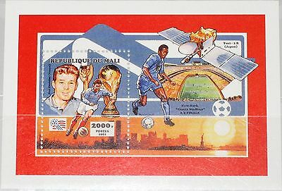 MALI 1994 Block 35 A S/S 608 Soccer World Cup US Fußball WM Football CS MNH