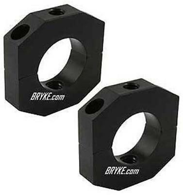 "Weight clamp Ballast Mount 1-1/4 Aluminum ONE PAIR IMCA 1.25"" IMCA USMTS Dirt"
