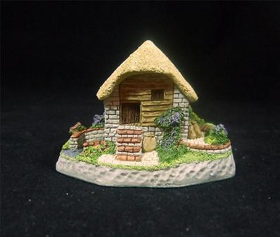 David Winter Cottages - Irish Water Mill - Collector's Guild Gift 1992