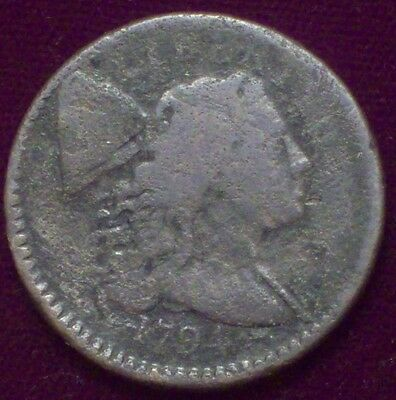 1794 Flowing Hair Liberty Cap LARGE CENT *RARE* Lettered Edge *PRICED TO SELL*