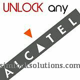 Unlock code Alcatel (all model) Network Key, Unlocking code easy, cheap and Fast