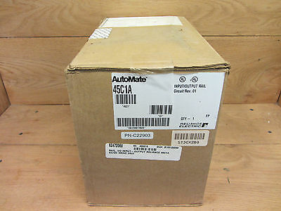 GE General Electric 12HAA13A1A Control Relay NIB SAR