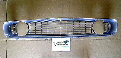 3 DAY SALE Camaro 69 standard Grill Silver 1969 Grille w/ Chrome Molding Z28