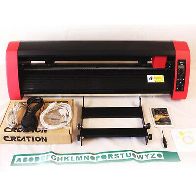 Vinyl Cutter/ Cutting Plotter Good Quality UKCUTTER CTO630 With Optical Eye