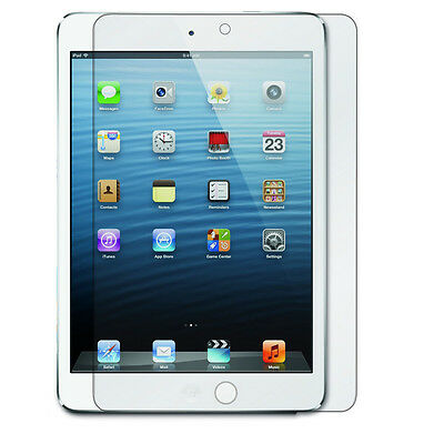 Apple® New iPad 4,3 & 2 HD Film Scratch/Dust Resistant Clear Screen Protector