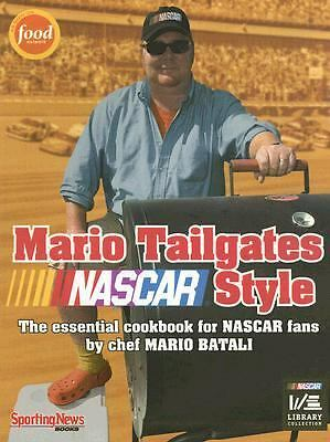 FOOD NETWORK:  Mario Batali Tailgates NASCAR Style / Sporting News Books