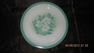 Syracuse China Dinner Plates in Millbrook Pattern