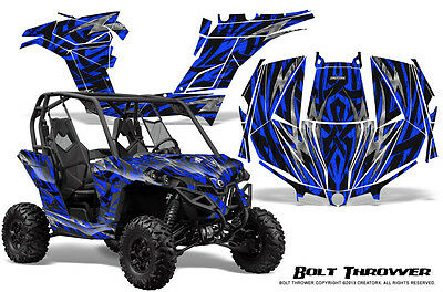 CAN-AM OUTLANDER MAX 500 650 800R GRAPHICS KIT DECALS STICKERS BTBL