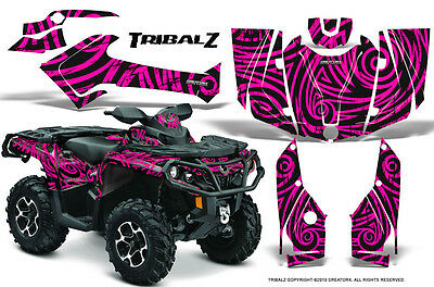 Can-Am Outlander 800 1000 R Xt 12-16 Graphics Kit Creatorx Decals Stickers Tzp