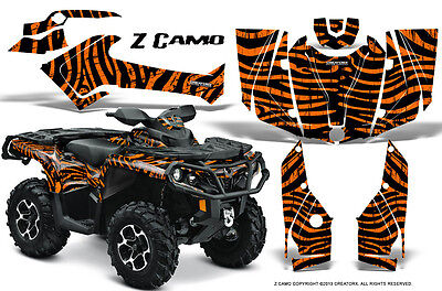 Can-Am Outlander 800 1000 R Xt 12-16 Graphics Kit Creatorx Decals Stickers Zco