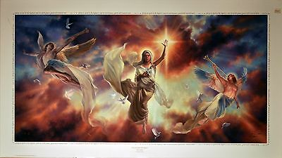 Glory to God in the Highest by Tom Dubois Signed & Numbered Print
