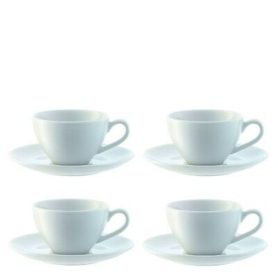 LSA Dine Tea/Coffee Cup - Curved - Set of 4
