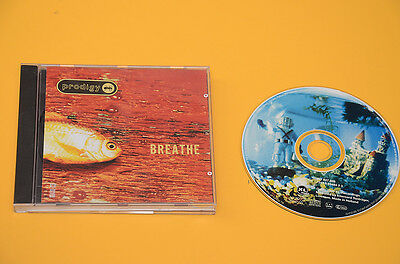 Cd Singolo (No Lp ) Prodigy Breathe Top Ex
