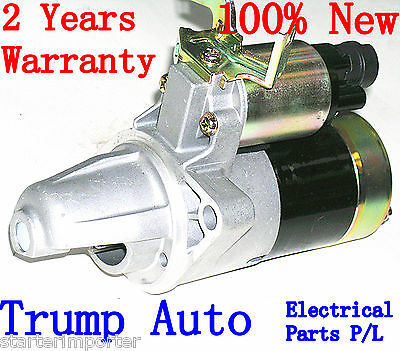 Brand New Starter Motor for Honda CR-V 4WD engin B20B3 2.0L Petrol 97-01