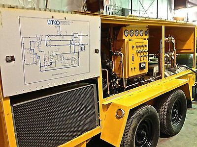 Limco SF6 Gas Reclaiming Cart 2015S
