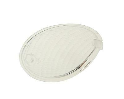 MBK Ovetto 50cc 2 Stroke Front Left Indicator Lens Cover Clear