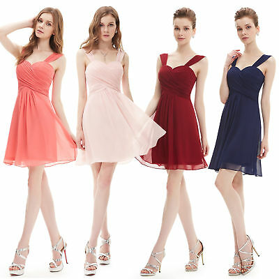 058ae2cb37 Ever Pretty Women Sexy Formal Evening Bridesmaid Cocktail Party Prom Dress  03539