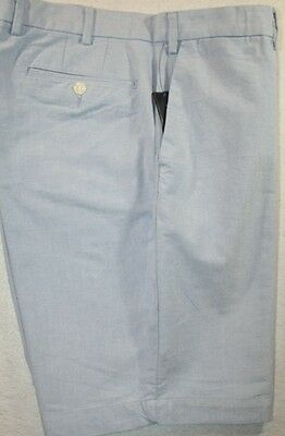 Polo Ralph Lauren Oxford Shorts Blue Size 38 40 42 Classic Fit NWT