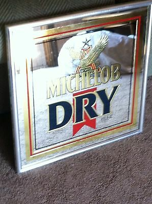 Michelob Dry Beer Mirror
