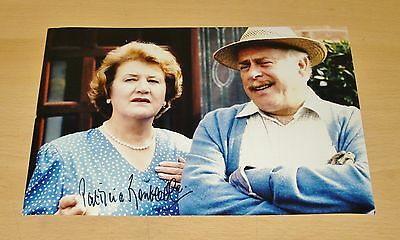 Patricia Routledge HAND SIGNED Autograph 12x8 Photo Keeping Up Appearances + COA