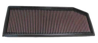 K&N Air Filter Element 33-2158 (Performance Replacement Panel Air Filter)