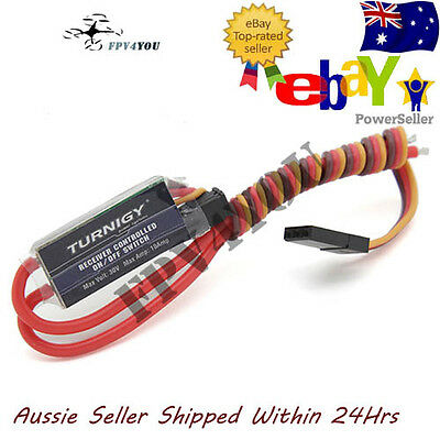 Turnigy Receiver Controlled Switch RX for Lights LED RC transimitter