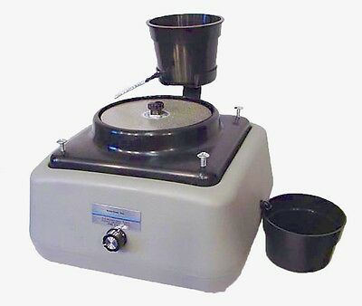 "BUTW basic 8"" Ameritool universal glass rock grinder polisher lapidary"