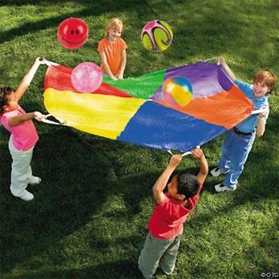 PARACHUTE 6ft Outdoor Play Preschool  Occupational Therapy Party Group Exercise