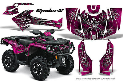 Can-Am Outlander 800 1000 R Xt 12-16 Graphics Kit Creatorx Decals Stickers Sxp