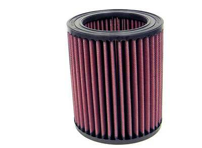 K&N Air Filter Element E-2360 (Performance Replacement Panel Air Filter)