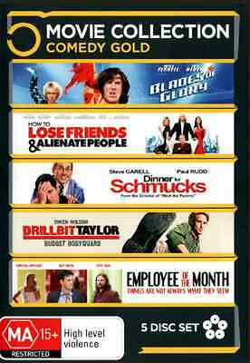 Blades of Glory / How to Lose Friends and Alienate People DVD
