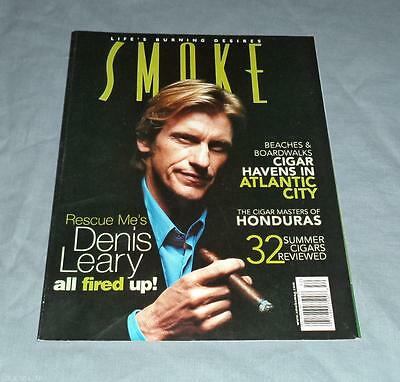 SMOKE  MAGAZINE - SUMMER 2005 -  DENIS LEARY  COVER