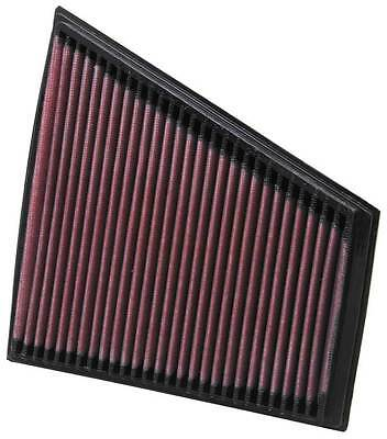 K&N Air Filter Element 33-2830 (Performance Replacement Panel Air Filter)