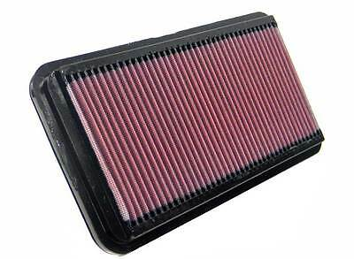K&N Air Filter Element 33-2843 (Performance Replacement Panel Air Filter)